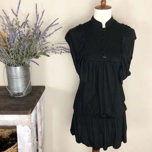 ROMEO & JULIET COUTURE flutter sleeve mini dress